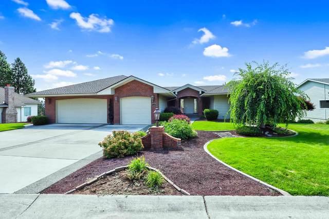 5408 N Shane Ct, Spokane, WA 99212 (#202119251) :: RMG Real Estate Network