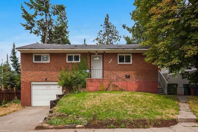 1625 E 8th Ave, Spokane, WA 99202 (#202119324) :: Bernadette Pillar Real Estate