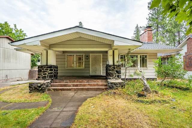 318 W 20th Ave, Spokane, WA 99203 (#202119327) :: Inland NW Group