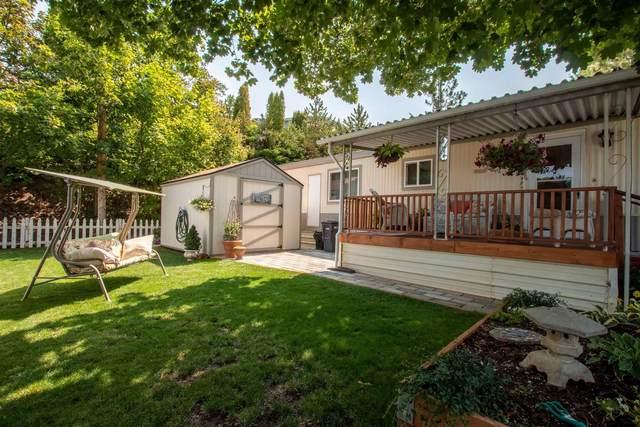 6300 E 2nd Ave #79, Spokane Valley, WA 99212 (#202119328) :: Prime Real Estate Group