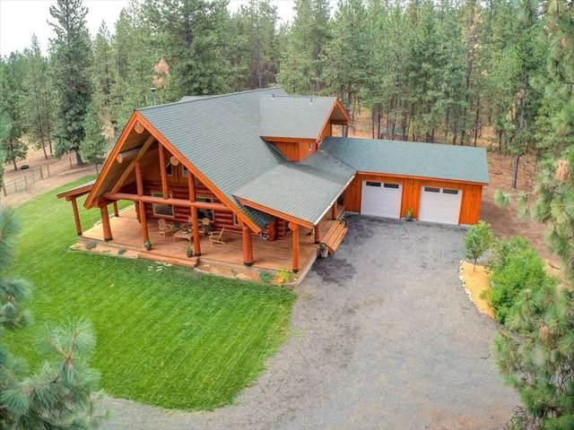 8811 W Melville Rd, Cheney, WA 99004 (#202119332) :: The Spokane Home Guy Group