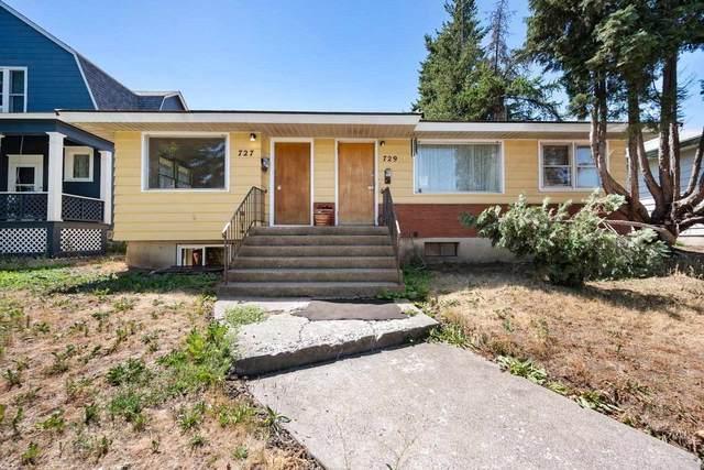 727 W Augusta Ave 729 W Augusta, Spokane, WA 99205 (#202119345) :: The Spokane Home Guy Group