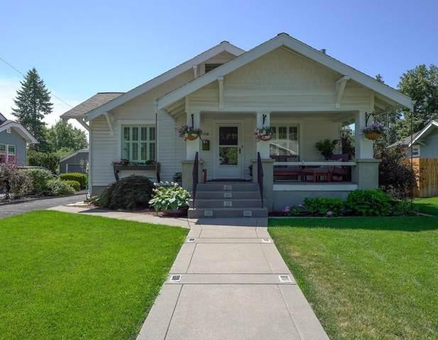 718 E 33rd Ave, Spokane, WA 99203 (#202119349) :: Bernadette Pillar Real Estate