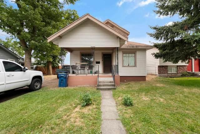 1814 E Sharp Ave, Spokane, WA 99202 (#202119352) :: Bernadette Pillar Real Estate