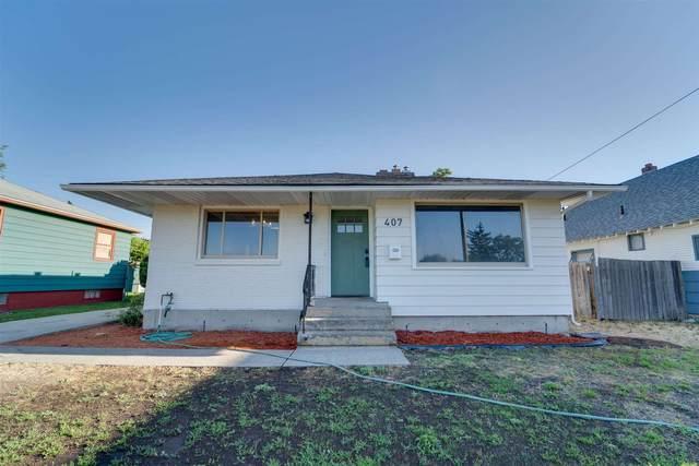 407 E Kiernan Ave, Spokane, WA 99207 (#202119361) :: Cudo Home Group