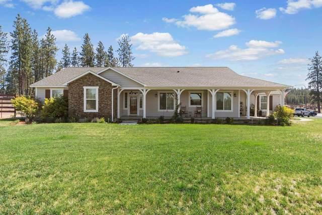 6330 Jenna Ct, Nine Mile Falls, WA 99026 (#202119363) :: Trends Real Estate