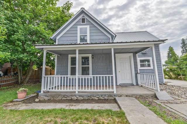 915 W 1st St, Newport, WA 99156 (#202119367) :: The Spokane Home Guy Group