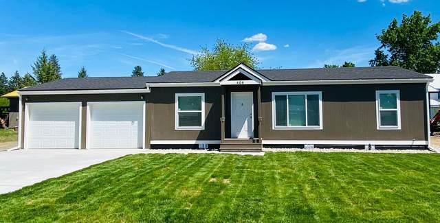406 N Arnim St, Deer Park, WA 99006 (#202119380) :: Prime Real Estate Group