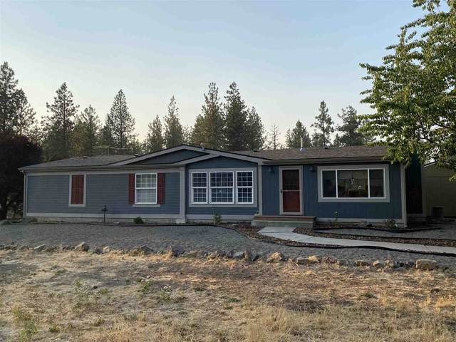 4708 W Pinto Rd, Cheney, WA 99004 (#202119412) :: The Synergy Group