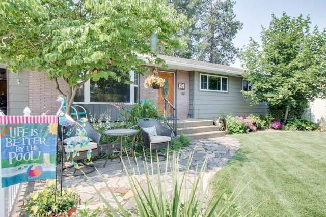 5425 W Manor Crest St, Spokane, WA 99205 (#202119413) :: The Spokane Home Guy Group