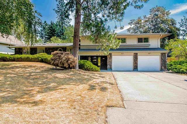 4717 S Pittsburg St, Spokane, WA 99223 (#202119425) :: Top Spokane Real Estate