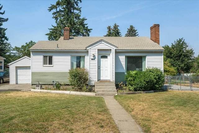 2709 N Bessie Rd, Millwood, WA 99212 (#202119433) :: Parrish Real Estate Group LLC
