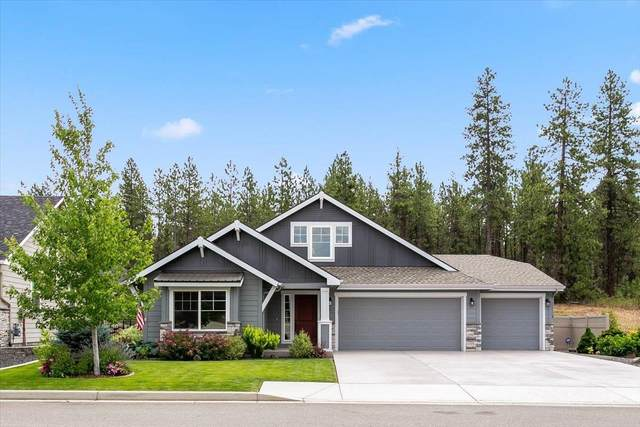 907 W Siena Peak Rd, Spokane, WA 99224 (#202119437) :: Parrish Real Estate Group LLC