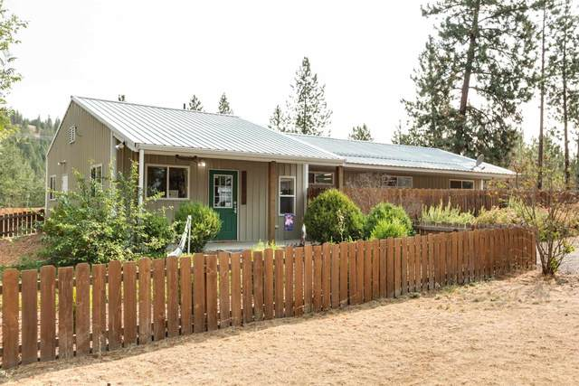 6297 Sundown Dr, Nine Mile Falls, WA 99026 (#202119438) :: Northwest Professional Real Estate