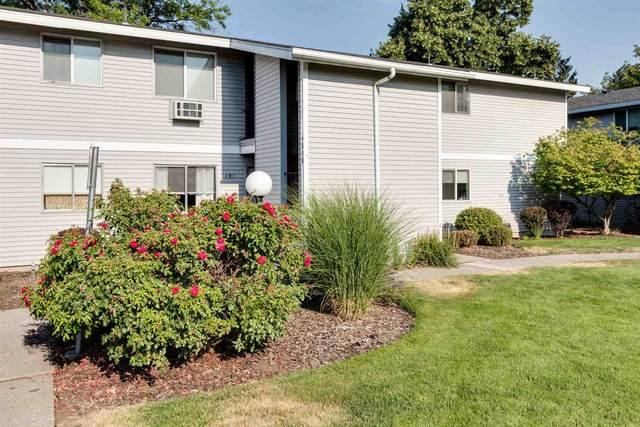 4020 S Regal St #202, Spokane, WA 99205 (#202119441) :: Bernadette Pillar Real Estate