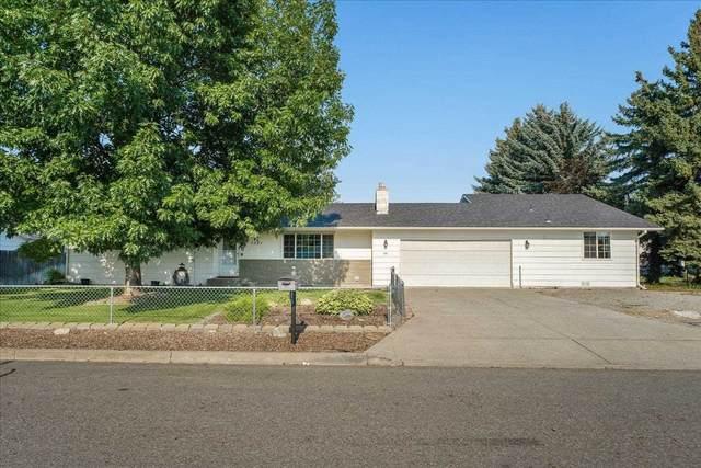 1321 S Marigold St, Spokane Valley, WA 99037 (#202119443) :: Inland NW Group