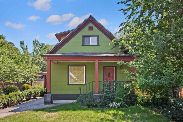 1411 W Clarke Ave, Spokane, WA 99201 (#202119444) :: Inland NW Group