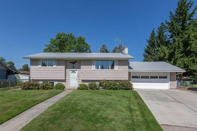 7211 N Wiscomb Ct, Spokane, WA 99208 (#202119445) :: Inland NW Group