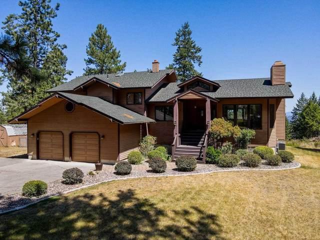8204 N Prairie Crest Rd, Spokane, WA 99224 (#202119452) :: Inland NW Group