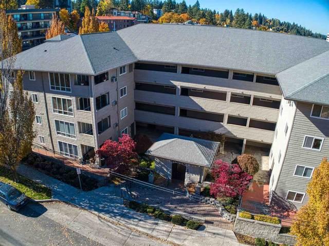 930 S Cowley St #207, Spokane, WA 99202 (#202119485) :: The Hardie Group