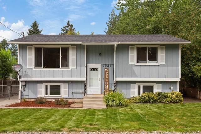 4021 E 38th Ave, Spokane, WA 99223 (#202119560) :: Top Spokane Real Estate