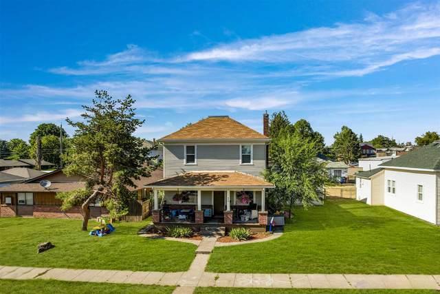 420 W Shannon Ave, Spokane, WA 99205 (#202119571) :: Top Spokane Real Estate