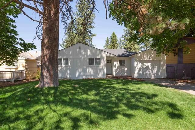 3503 E 18th Ave, Spokane, WA 99223 (#202119582) :: Top Spokane Real Estate