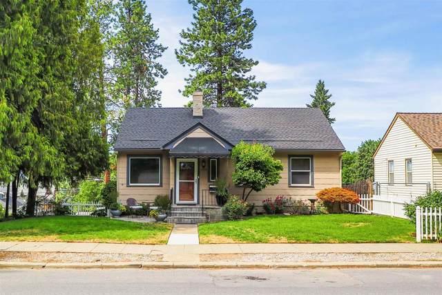 1703 E 17th Ave, Spokane, WA 99203 (#202119583) :: The Synergy Group