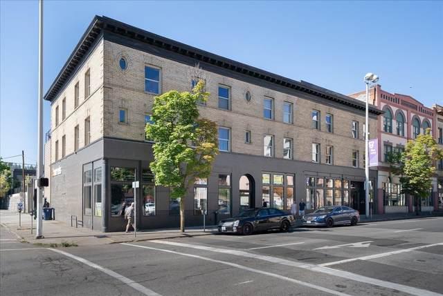 401 W 1st Ave #6, Spokane, WA 99204 (#202119586) :: Trends Real Estate
