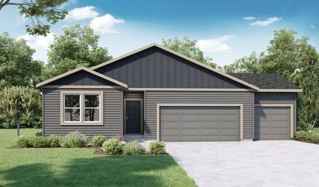 8214 S Allora Rd, Cheney, WA 99004 (#202119614) :: The Hardie Group