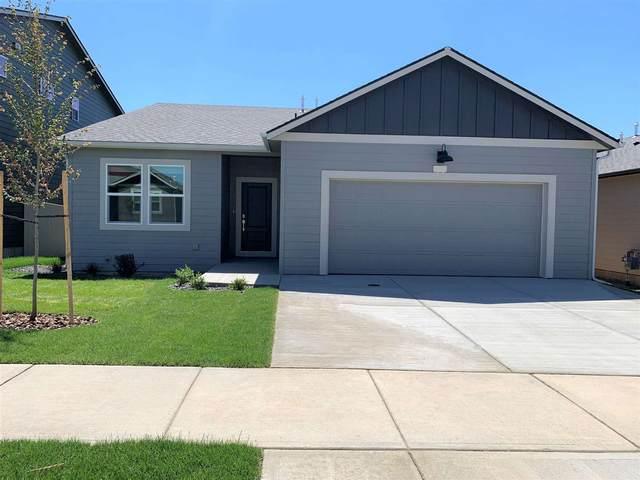 5819 W Morgantown Ln, Spokane, WA 99208 (#202119678) :: The Spokane Home Guy Group