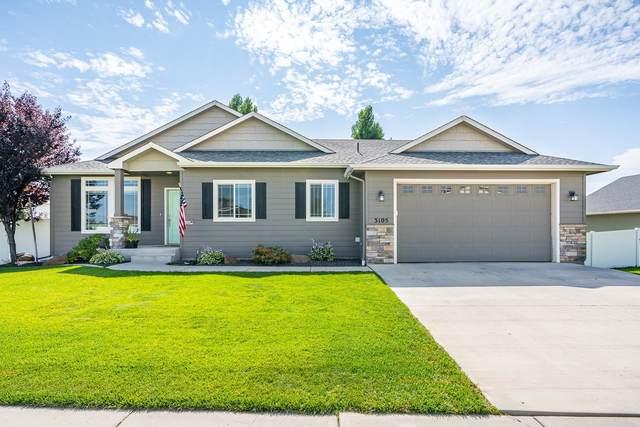 3105 W Prairie Breeze Ave, Spokane, WA 99208 (#202119690) :: Elizabeth Boykin | Keller Williams Spokane