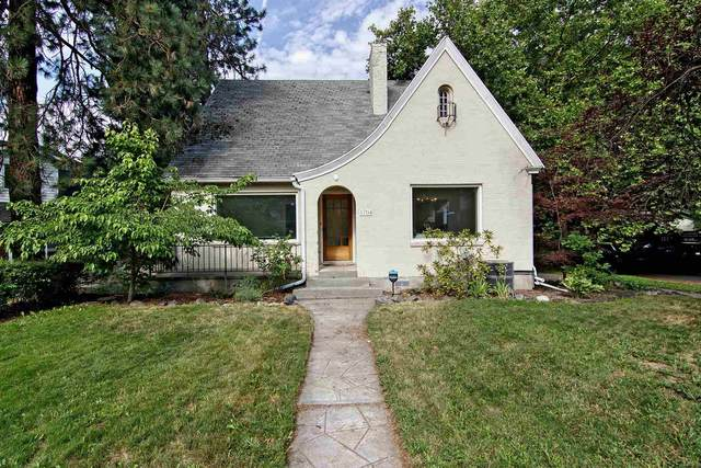 1704 S Lincoln St, Spokane, WA 99203 (#202119713) :: Amazing Home Network