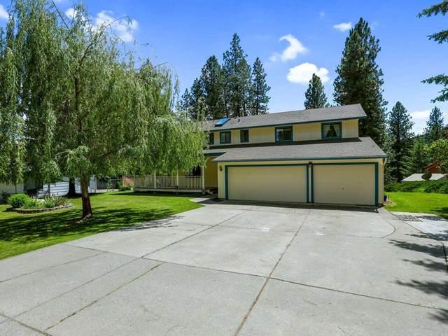 11410 E Ponderosa Dr, Spokane Valley, WA 99206 (#202119715) :: Elizabeth Boykin   Keller Williams Spokane