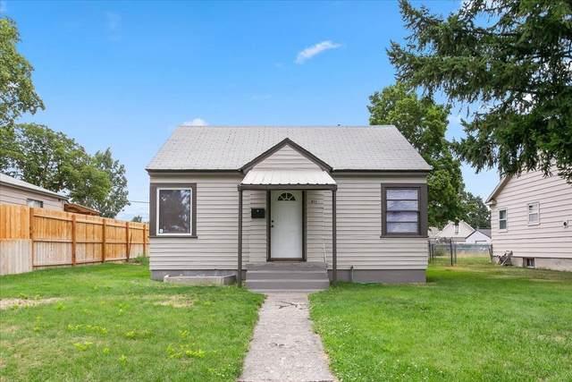 811 E Queen Ave, Spokane, WA 99207 (#202119718) :: Cudo Home Group