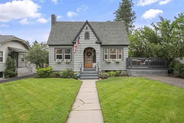 814 W 24th Ave, Spokane, WA 99203 (#202119734) :: Amazing Home Network