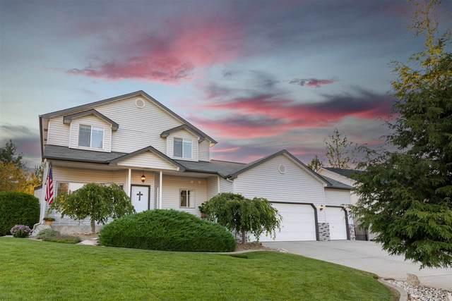 6209 N Elton Dr, Spokane Valley, WA 99217 (#202119735) :: Prime Real Estate Group