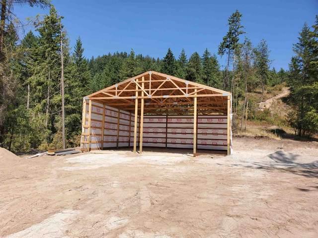 xxx E Deer Lake Lot#1 Rd, Loon Lake, WA 99148 (#202119748) :: The Spokane Home Guy Group