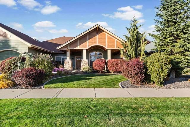 2308 W Stratton Ave, Spokane, WA 99208 (#202119750) :: Prime Real Estate Group