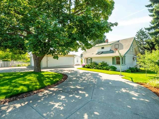 18724 E Montgomery Dr, Spokane Valley, WA 99027 (#202119765) :: Five Star Real Estate Group