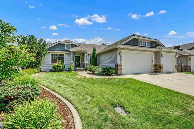 5124 N Ivy Ct, Spokane Valley, WA 99206 (#202119776) :: Five Star Real Estate Group
