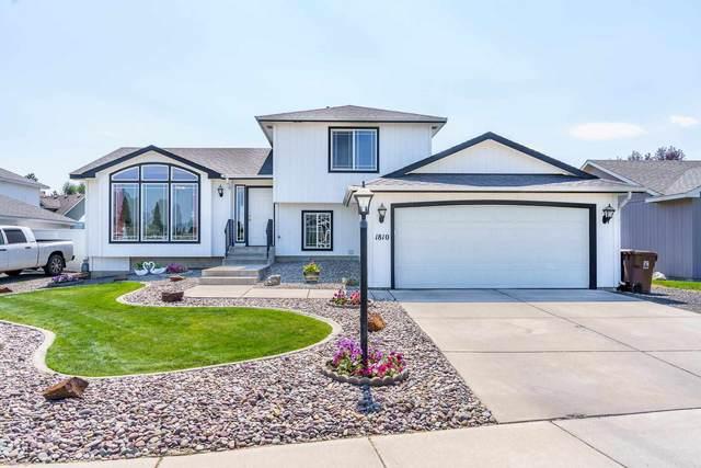 1810 E Weile Ave, Spokane, WA 99217 (#202119783) :: The Spokane Home Guy Group