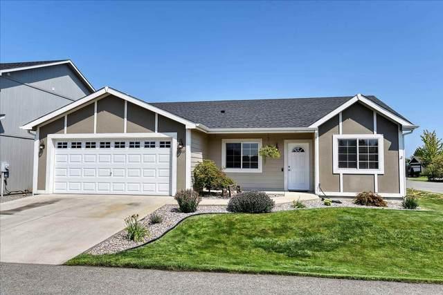 1309 N Robie Ln, Spokane Valley, WA 99206 (#202119802) :: Five Star Real Estate Group