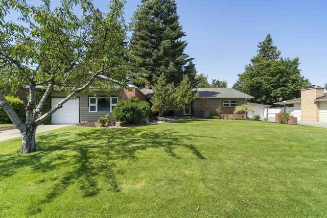 3724 S Skyview Dr, Spokane, WA 99203 (#202119810) :: Amazing Home Network