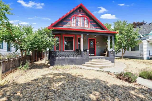 1720 W Augusta Ave, Spokane, WA 99205 (#202119822) :: Trends Real Estate
