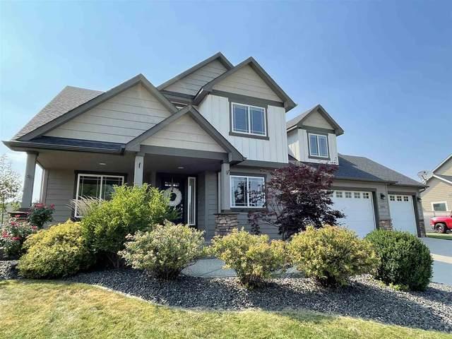 2206 S Meadowview Rd, Greenacres, WA 99016 (#202119833) :: Trends Real Estate