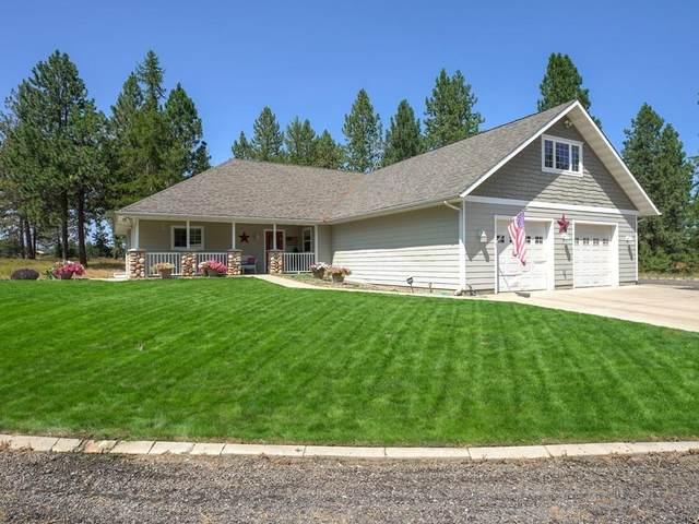1524 W Monroe Rd, Colbert, WA 99005 (#202119835) :: Trends Real Estate