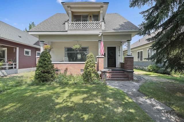2816 W Sinto Ave, Spokane, WA 99201 (#202119837) :: Trends Real Estate