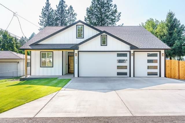 1408 S Walnut Rd, Spokane Valley, WA 99206 (#202119838) :: Trends Real Estate