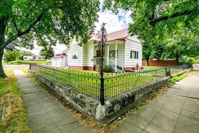 501 W 2nd St, Sprague, WA 99032 (#202119934) :: The Spokane Home Guy Group